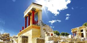 Heraklion Tour - Knossos Palace
