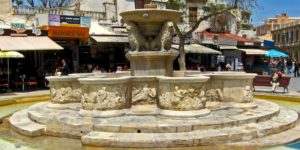 Heraklion Lions Fountain